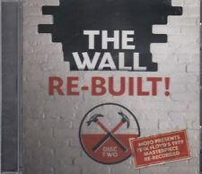 The Wall Re-Built! Mojo Pink Floyd Re-recorded Disc Two 2 CD Mummers Fol Chen