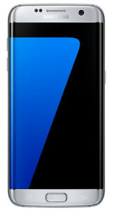 Samsung Galaxy S7 edge SM-G935F - 32GB - Silver Titanium (Unlocked)