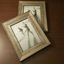 "5"" X 7"" Frame - Distressed Wood - Threshold Qty: (2)"
