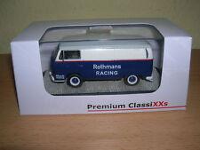 "Premium Classixxs VW T2a ""Rothmans Racing"" blau weiß 1:43 Lim. 500 Stück"