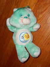 """VTG 1983 13"""" tall Kenner BEDTIME Bear Care Bear Plush Doll 80s"""