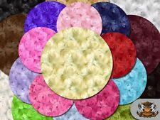 Minky Rosebud Fabrics / 58