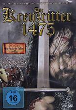"""DVD NEU/OVP - Die Kreuzritter 1475 - Mit Bonusfilm """"Die Rache der Falken"""""""
