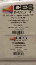 """2 Rolls 30""""x500' Plotter Paper Xerox 3030 3040 3050"""