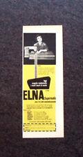 L725 - Advertising Pubblicità - 1960 - ELNA SUPERMATIC