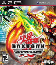 Bakugan Battle Brawlers: Defenders of the Core PS3 New Playstation 3