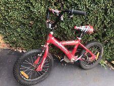 Mongoose 16 inch bike red bmx