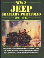 Military jeep Portfolio 1941 to 1945 MB Ford GPW Jeeps WW2 US army military