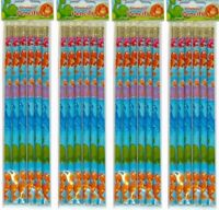 Dinosaur full length pencils.Eraser top.party bag fillers,teachers rewards