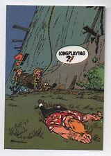 Carte Postale Trésors du Journal de Spirou n°51. Couverture album Spirou 69