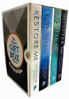 Shatter Me series By Tahereh Mafi 4 Books Collection Gift Journal Wrapped Set