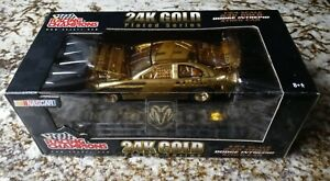 RACING CHAMPIONS DAVE BLANEY 24 KT GOLD NASCAR 1:24 SCALE #93 DODGE INTREPID!!!