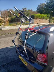 Halfords 3 Bike Rear High Mounted Bike Cycle Carrier Rack