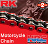 RK Red  Standard Drive Chain 428 P - 132 L for Suzuki Motorcycles