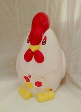 Year of the Rooster Coin Bank 2017 Wells Fargo Promotional China Piggy Bank