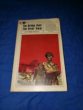 The Bridge Over The River Kwai Bantam Pierre Boulle War Wwii Pow