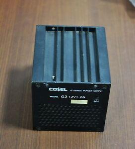 COSEL G2 12V 1.2A  POWER SUPPLY