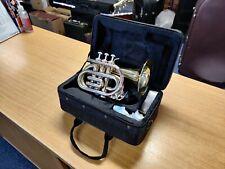 More details for bach pt650 bb pocket trumpet (ex-demonstrator instrument, excellent condition)