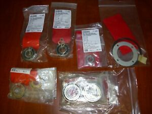 Bell Helicopter Bearings *Red Tagged* For training use or Aviation Art