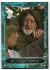 2016 Star Wars Masterwork Show of Force Foil SF-3 Obi-Wan Kenobi 044/299