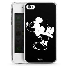 Apple iPhone 4s Handyhülle Hülle Case - Mickey Kissing