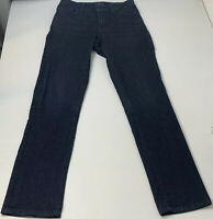 Not Your Daughters Jeans NYDJ Womens Denim Jeans Dark Blue Skinny Size 6 US