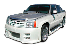 02-06 Cadillac Escalade EXT ESV Platinum Duraflex Full Body Kit!!! 111097