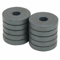Shaw Magnets - Ferrite Ring Magnets - 24mm - Pack of 10