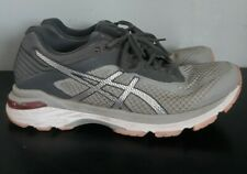 Asics GT 2000 Womens 9 Gray Pink Sneakers