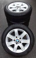 4 BMW Winterräder Styling 377 205/55 R16 BMW 1er F20 F21 2er F22 6796201 RDK TOP