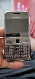 Nokia E72 - Metal grey (T-Mobile) Smartphone