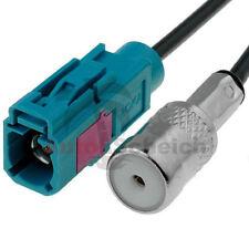 ISO Fakra Antennenadapter Antenne Adapter für Audi VW Skoda Seat Opel Ford Radio