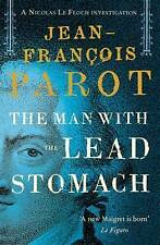 The Man with the Lead Stomach by Jean-Francois Parot (Paperback)