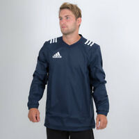 Adidas Rugby Contact Top Long Sleeves Water Resistant Sport Shirt DN6033