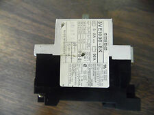 Siemens Motor Starter 3VE1000-8K, 5 - 8 A, Used, WARRANTY