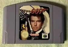 GoldenEye 007 (64, 1997) unboxed good working order and condition