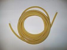 10 Feet Amber New Surgical 516 Id X 116 Wall Latex Tubing For Leg Bag Tube