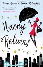 Nanny Returns-Nicola Kraus, Emma McLaughlin