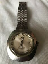 Fortis Maxi Flipper 5ATM Automatic Incabloc Swiss Made 4006