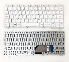 New Lenovo IdeaPad 100S-11IBY Laptop Replacement Keyboard UK White