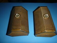 Two Vintage 1950s Evergard Automatic Fire Alarm Device Model Spl-15V