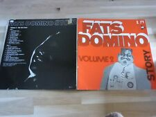FATS DOMINO - Story vol 2 - LP ! UAS 29 143  ! UNITED ARTISTS ! French
