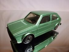 NOREV VW VOLKSWAGEN GOLF MK 1 -  GREEN METALLIC 1:43 - GOOD CONDITION