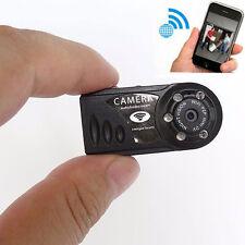 WIFI Wireless IP MINI IR Camera spy nanny Security IR Night Vision small camera