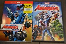 Ultimate Avengers The Movie DVD