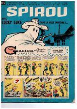 ▬► Spirou Hebdo n°1315 du 27 Juin 1963 - COMPLET AVEC mini-récit -