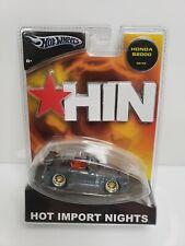 Mattel Hot Wheels Hot Import Nights Honda S2000 Gray