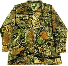 CABELAS For Kids Seclusions 3D Camouflage Long Sleeve Hunting Size Shirt 16 Reg