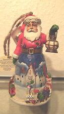 Jim Shore Santa mit Zug  Anhänger  Weihnachtsmann Heartwood Creek