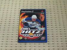 NHL Hitz 2003 für Playstation 2 PS2 PS 2 *OVP*
